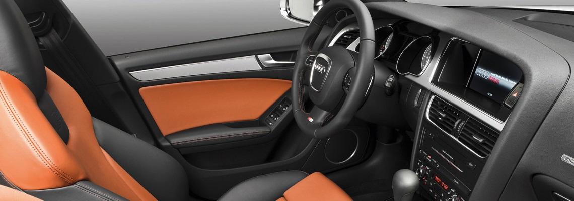 Audi sisältä